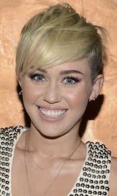 I'm not a BIG Miley fan, but I DO like her hair.