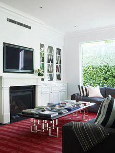 Park House - Denai Kulcsar Interiors