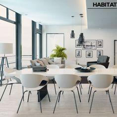 Llena tu hogar de la mejor experiencia que te brinda #Habitat. #ExperienciaHabitat  #HabitatVenezuela #Porcelanato #PorcelanatoEspañol #Home #Hogar #style #luxury #design #Diseño #Arquitecto #Brillo #Elegancia #Piso #Calidad