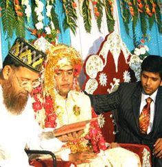 Registry Of Muslim Marriage Attestation Certificate