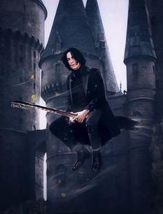 Harry Potter Toms, Harry Potter Severus, Alan Rickman Severus Snape, Harry Potter Fan Art, Harry Potter Characters, Harry Potter Hogwarts, Snape Always, Severus Rogue, Harry Potter Wallpaper