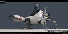 The Interceptor by RAF-MX on DeviantArt