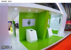 Custom Stands - Projex UAE