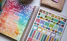 Erin Condren 2018 Life Planner Review & Giveaway! - Willowcrest Lane