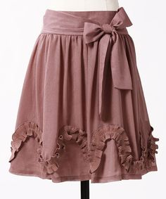 Take a look at this Rose Street Swirls Skirt by Blow-Out on #zulily today!