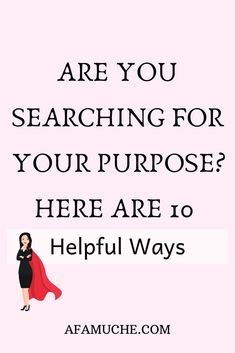 How to find your passion and purpose in life and create your dream life, how to live a life you love, true steps to help you find your purpose in life and start living with intention. Self-Discovery is your biggest empowerment.