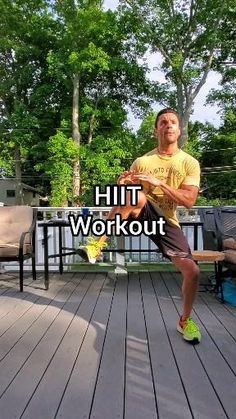 Fitness Workouts, Hiit Workout Routine, Full Body Hiit Workout, Hitt Workout, Gym Workout Videos, Gym Workout For Beginners, Cardio Workout At Home, Weight Training Workouts, Cardio Hiit