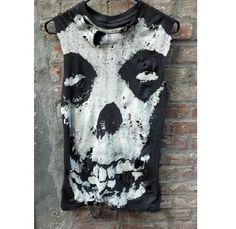 Custom Christian Benner misfits shirt