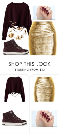 """Untitled #291"" by bill-board ❤ liked on Polyvore featuring Yves Saint Laurent, Geox and Twigs & Honey"