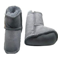 UGG Infants Erin Boots Baby 5202 Gray  http://uggbootshub.com/wholesale-ugg-boots-ugg-infants-erin-boots-5202-c-1_32.html