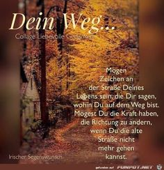 German Quotes, German Words, Work Inspiration, Powerful Words, Slogan, Quote Of The Day, Wise Words, Affirmations, Verses