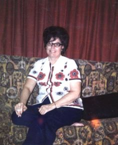 REMEMBERING MAMA - I was about eight years old and i remember mama standing in the bathroom getting ready to go to work. This was in the seventies and she was no June Cleaver.  She was a worker. A single Mother of seven but only myself and my older sister were living with her at the time...