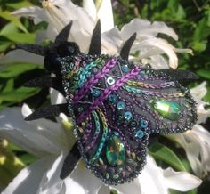 Summer Lovebugs - results from our National Celebration of Stitch day August 2018 Love Bugs, Celebration, Embroidery, Stitch, Summer, Jewelry, Needlepoint, Full Stop, Summer Time