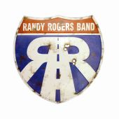 Randy Rogers Band Metal Road Sign