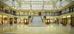 Frank Lloyd Wright Interior, via Flickr.