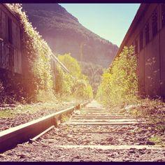 essay at railway station