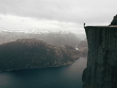 On the Edge by Atle Ronningen - World Photography Organisation - Mobile Phone Award 2015