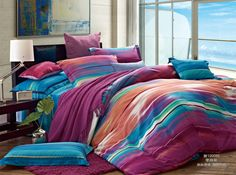 Purple King Size Bedding | King Sized Bedspreads-Buy Cheap King Sized Bedspreads lots from China ...