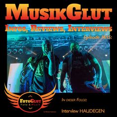 Musikglut 14 - Haudegen im Interview - http://fotoglut.de/2015/musikglut-14-haudegen-im-interview/