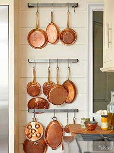 Get creative in the kitchen with copper this Thanksgiving.                                                                                                                                                                                 More