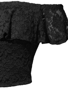 womens off shoulder top, off shoulder crop top, womens sexy off shoulder top, sheer crop top, womens crop top Lace Ruffle, Cotton Lace, Lace Fabric, Sheer Crop Top, Off Shoulder Crop Top, Maxi Dress With Slit, Floral Lace, Lace Shorts, Crop Tops