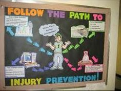 School Nurse Office | School Nurse Office Decorations - Bing Images | Bulletin Board ideas