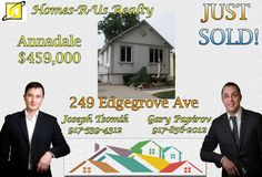 Just Sold ! - 249 Edgegrove Ave