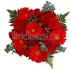 Diy Wedding Flowers, Flower Centerpieces, Red Flowers, Blossoms, Special Events, Christmas Wreaths, Wedding Decorations, Free Shipping, Holiday Decor