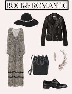 Rock and Romantic Style board/ inspiration!