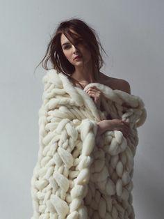 21 Besten Wolldecken Bilder Auf Pinterest Tricoter Et Crochet