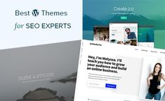 24 Best WordPress Themes for SEO Experts (2018) http://www.wpbeginner.com/showcase/best-wordpress-themes-for-seo-experts/