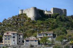 Château de Trigance (Var). Provence