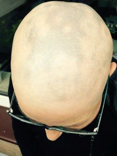 Shaved Head Styles, Shaved Heads, Bald Men Style, Mr Clean, Bald Heads, Light Skin, Crane, Barber, Shaving