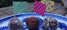 Blissballs - gezonde dadelsnacks recept vegan