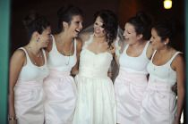 bridesmaid dresses - love a casual look too (and might be less expensive)