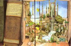 Colin Thompson, Le Livre disparu
