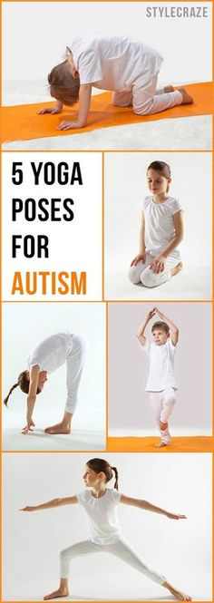 5 Effective Yoga Poses For Autism-Do you know someone who suffers from autism? The disorder is less about the cause and more about the symptoms. Have you ever tried yoga for autism? Autism Parenting, Parenting Tips, Foster Parenting, Yoga Fitness, Baba Ramdev Yoga, Yoga Nature, Coaching, Autism Treatment, Autism Activities