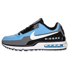 Men's Nike Air Max LTD Running Shoes| FinishLine.com | University Blue/White SMU