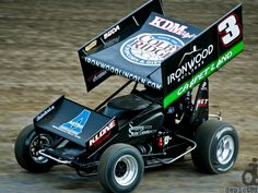 Sprint Car Driver Billy Alley Takes I-80 Speedway Knowledge to 360 Knoxville Nationals #knfilters