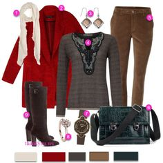 paltoane calduroase outfit casual de iarna cu palton si cizme lungi Business Casual, Cool Outfits, Outfit Ideas, Urban, Polyvore, Stuff To Buy, Shopping, Style, Fashion