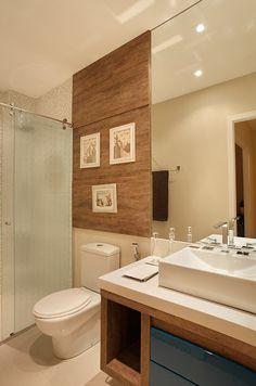 Dúvida de Decoração: Sala de Jantar Pequena e Banheiro de Casal!