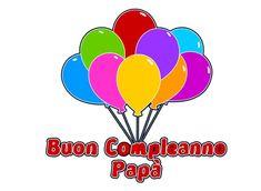 Buon Compleanno Papà