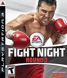 XBOX 360 GAMES: Fight Night Round 3