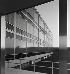 Ezra Stolle, Connecticut General Life Insurance, Skidmore, Owings & Merrill, Bloomfield, CT (1957)