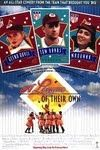 A League of Their Own is a 1992 American comedy-drama film that tells a fictionalized account of the real-life All-American Girls Professional Baseball League (AAGPBL). Directed by Penny Marshall, the film stars Geena Davis, Lori Petty, Tom Hanks, Madonna, and Rosie ODonnell. The screenplay was written by Lowell Ganz and Babaloo Mandel from a story by Kim Wilson and Kelly Candaele.