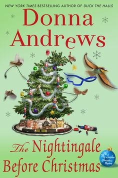 the nightingale before christmas a meg langslow christmas mystery meg langslow mysteries - Christmas Mystery Books