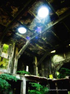 Ruins of the Imari Kawanami WWII Shipyard | Gakuranman – illuminating Japan