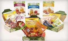 $19 for $40 Worth of Ready-to-Eat #Meals and #Snacks from #GoPicnic