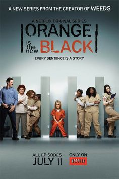 Orange is The New Black | Premiere on July 11 at 00:01 am (Pacific Time) | Netflix