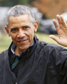 President Obama  Handsome Silver Golden Age